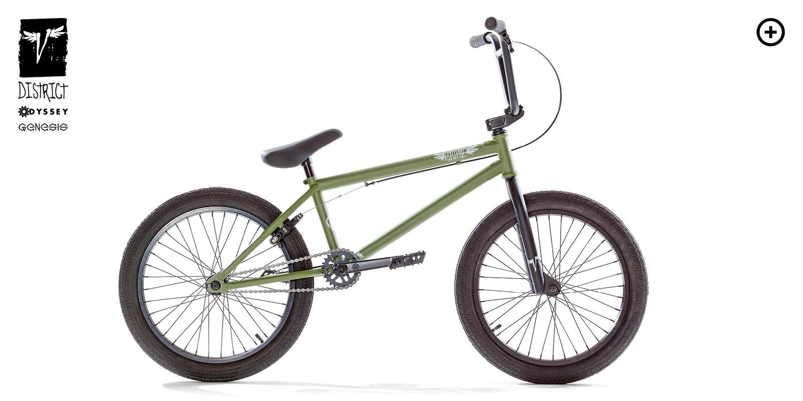 District – Volume Bikes