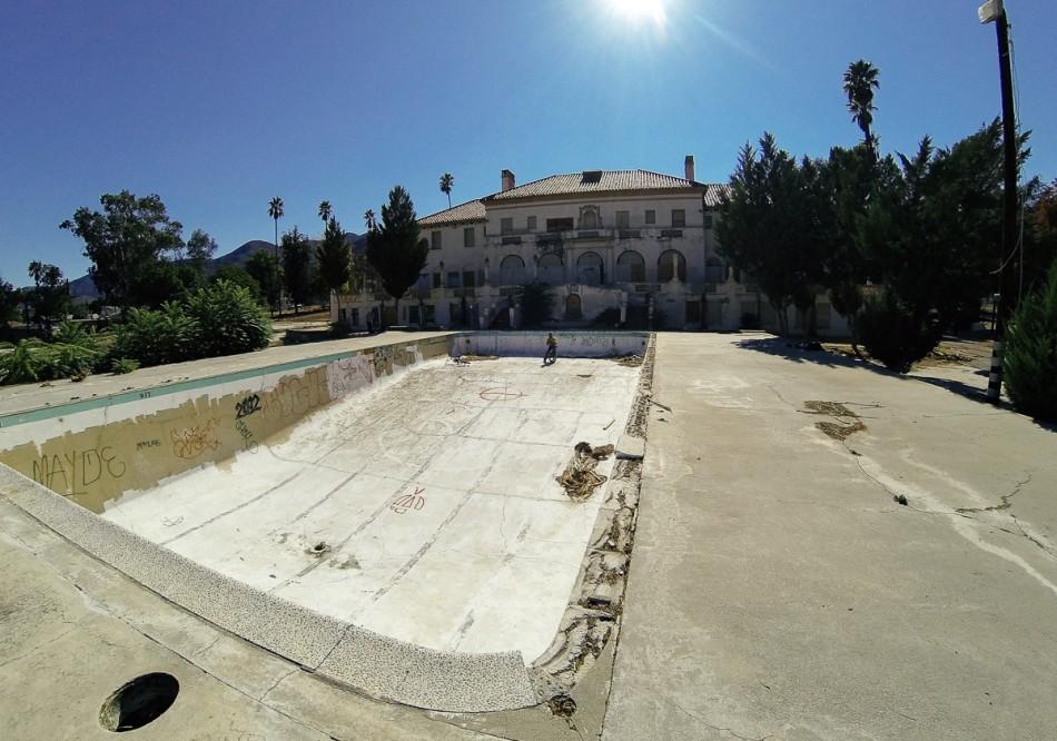Enns' Pool Story
