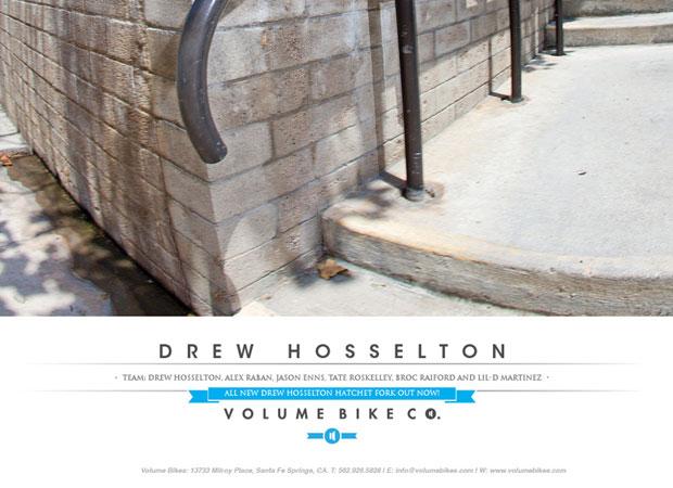 Drew's Hatchet DIG ad