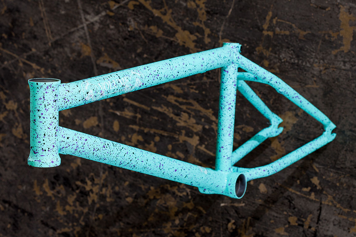available now is the bermuda v2 team frame in a very limited mint color you might not be able to see from the photo but the base is a matte mint while - Mint Picture Frames