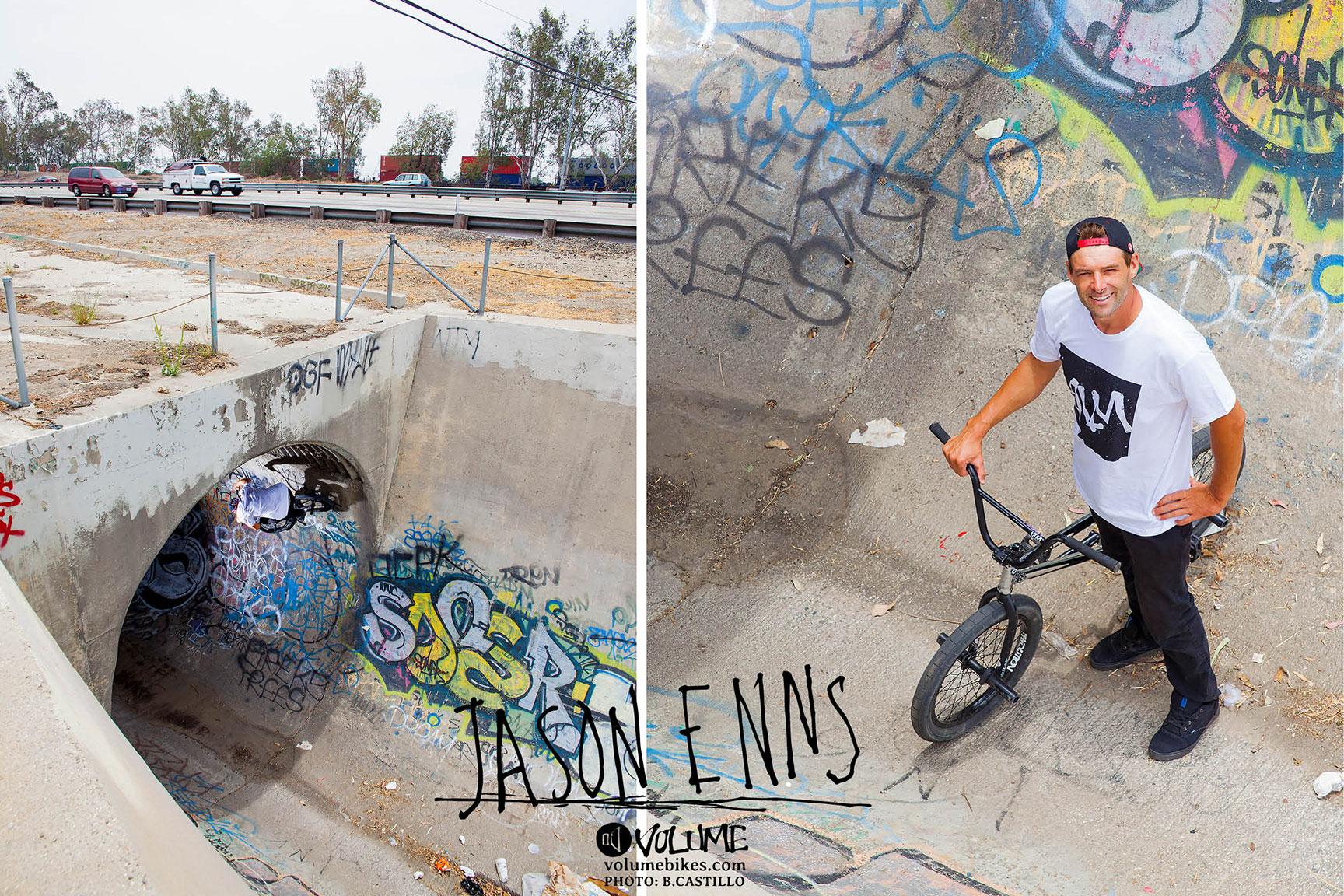 Jason Enns black holed