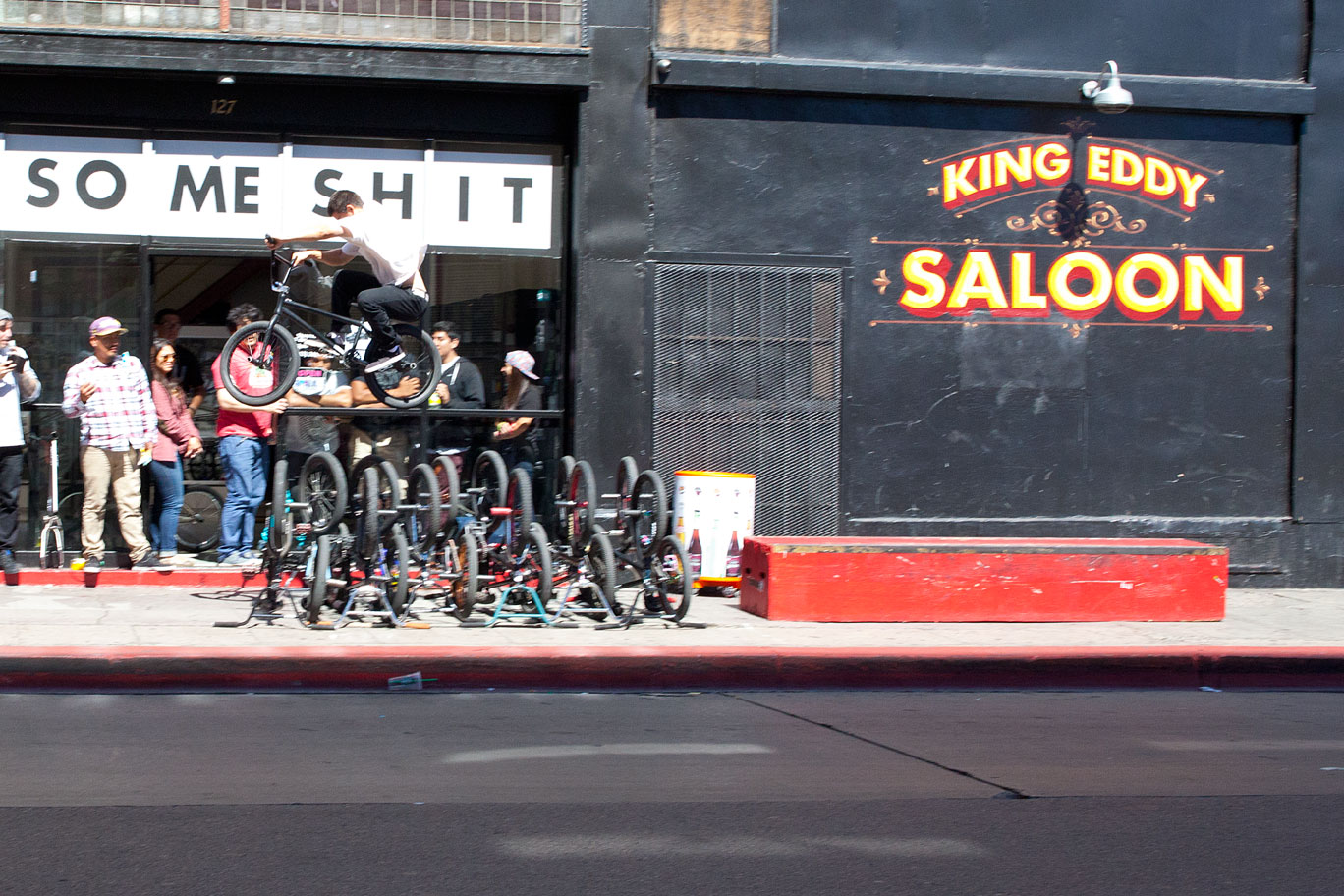 Bikes Stores In Los Angeles downtown Los Angeles went