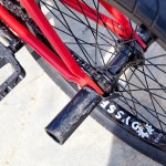 Broc Check: Odyssey rear wheel