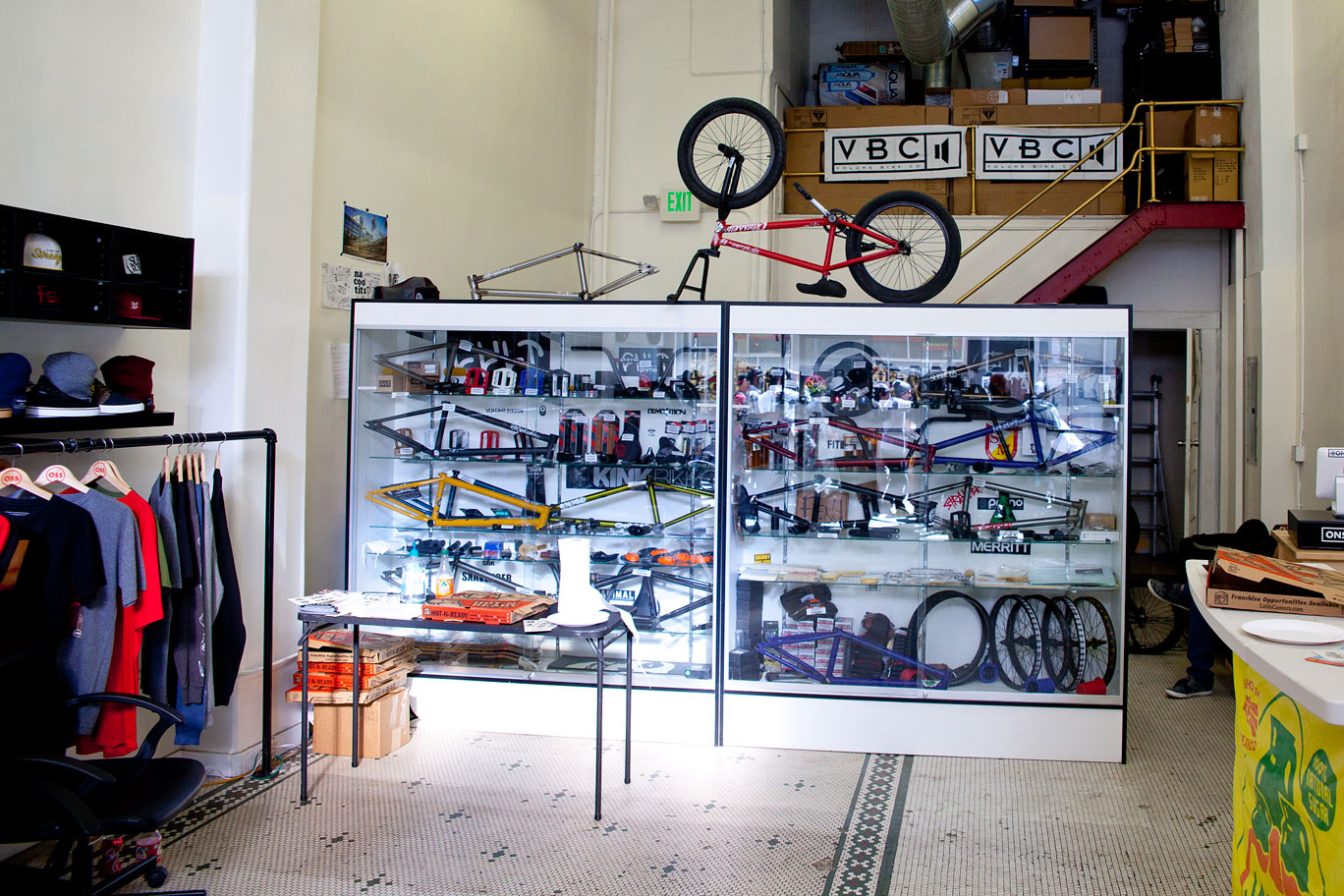 Bikes Stores In Los Angeles OSS store
