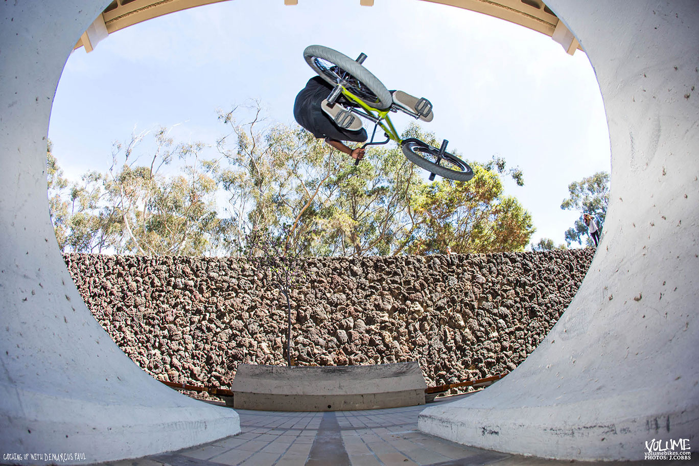 CATCHING UP WITH DEMARCUS PUAL: Air gap