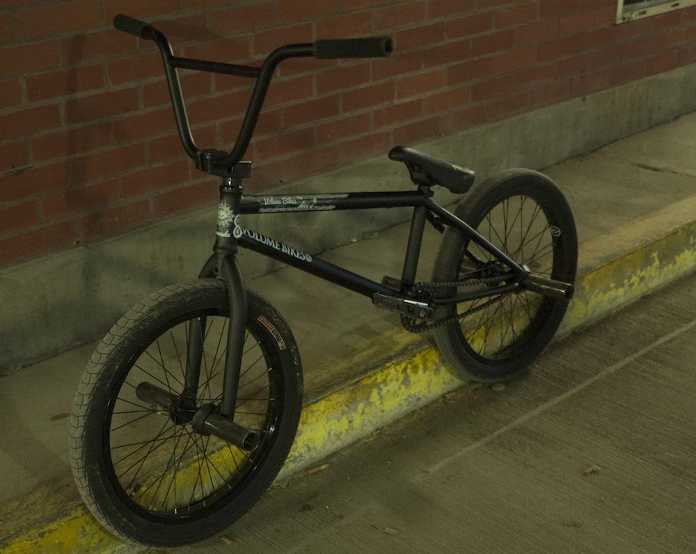 clark bike