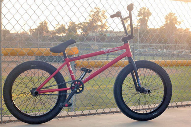 DeMarcus' Bike