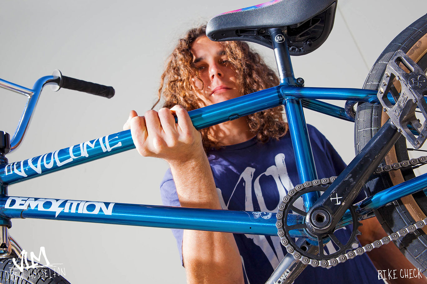 Hoss Bike Check: Weird Al Curl