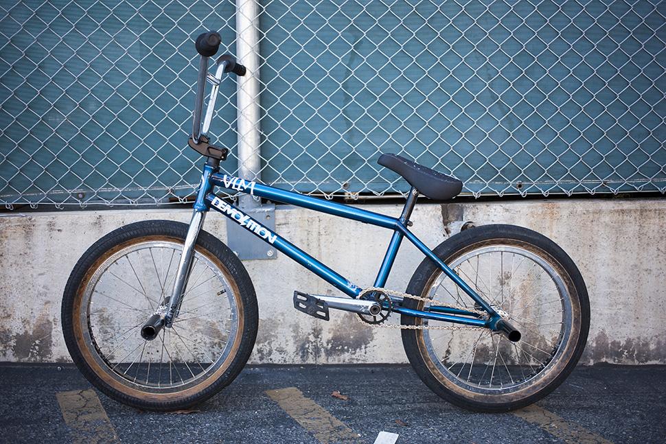 Drew Hosselton Bike Check