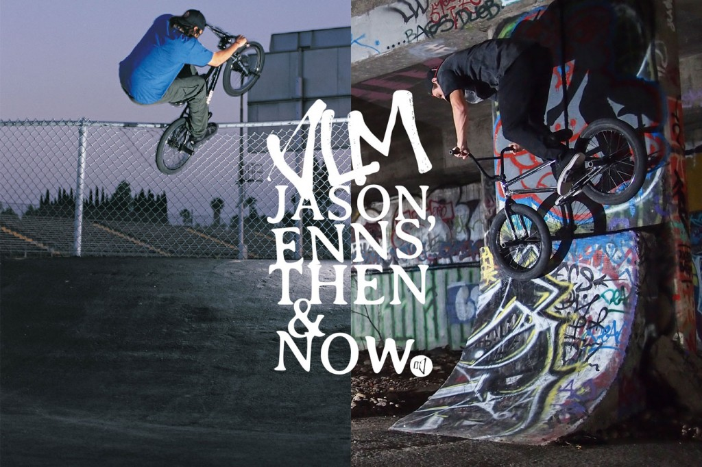 Enns' Then & Now Cover