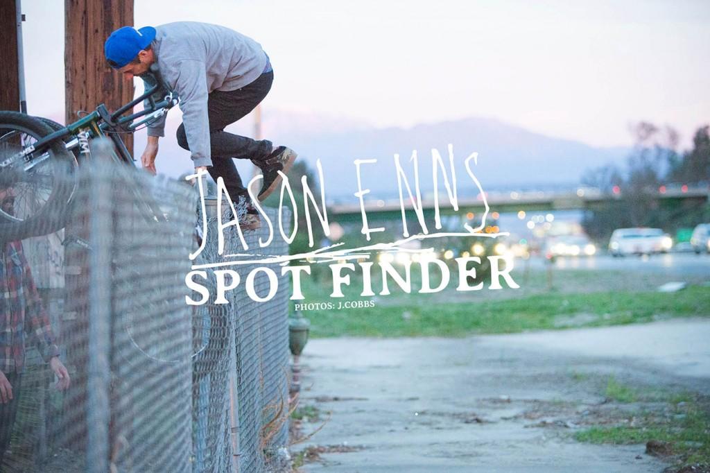 Jason Enns: Spot Finder