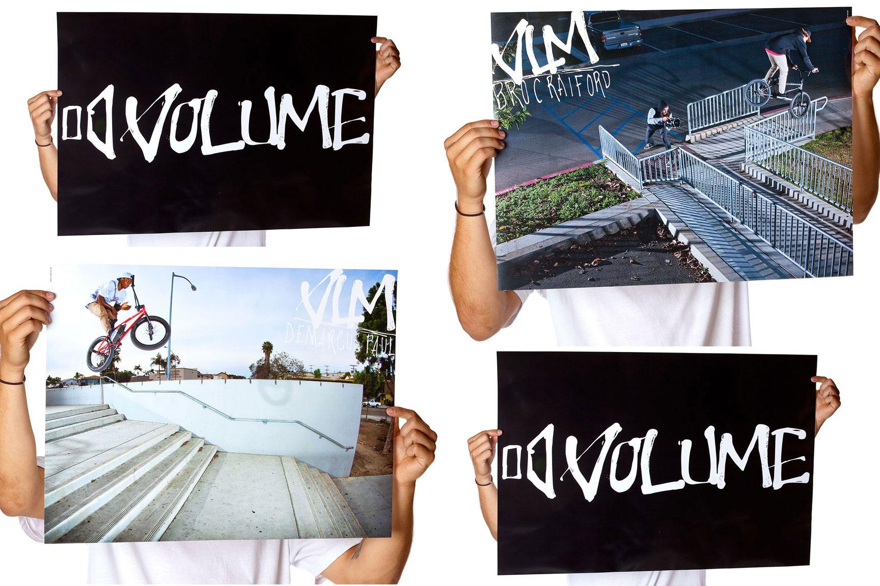 2014 Volume posters