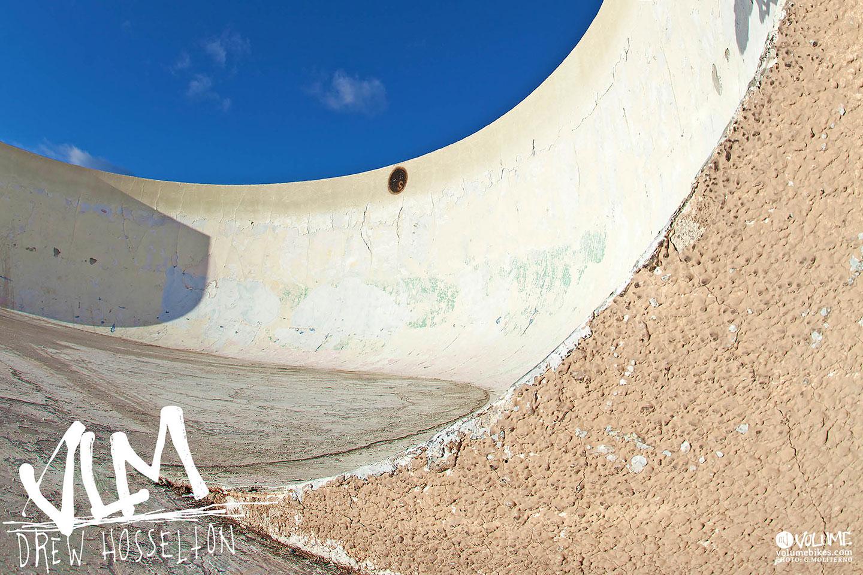 Famous AZ white walls