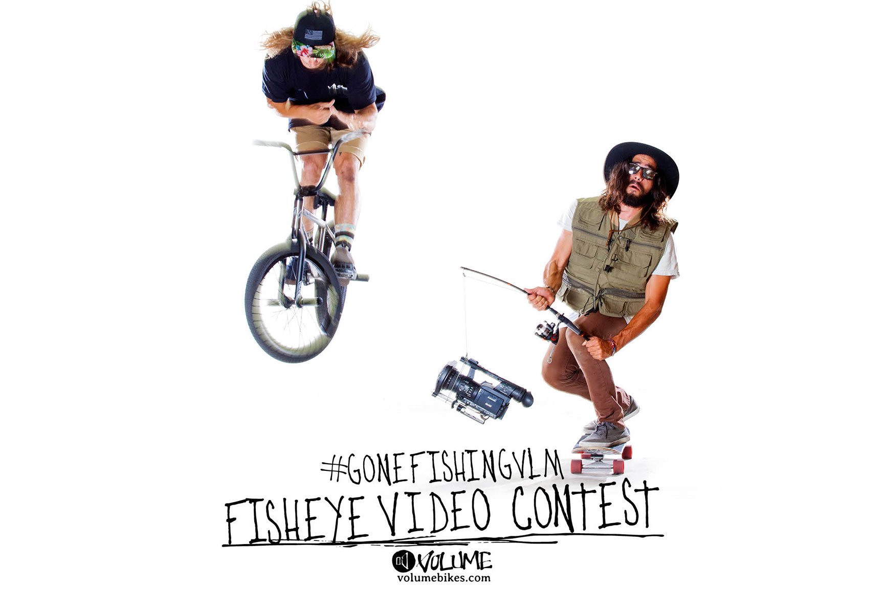 Gon Fishing Video Contest