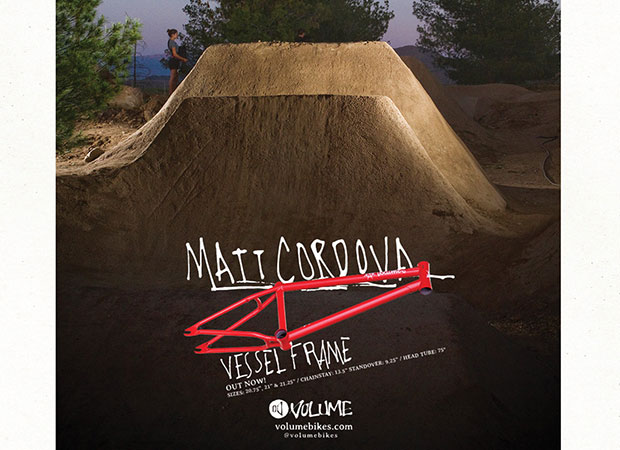 Matt Cordova with a backwards nac!